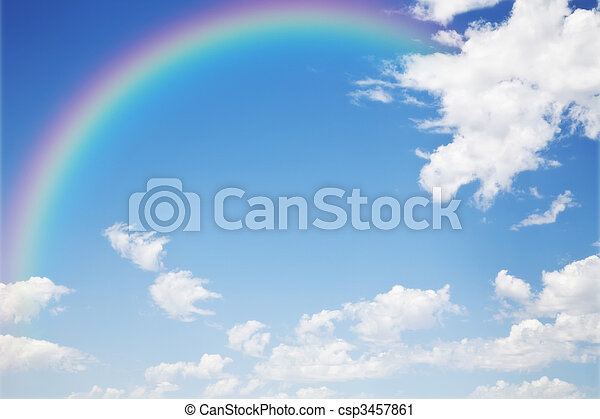rainbow - csp3457861