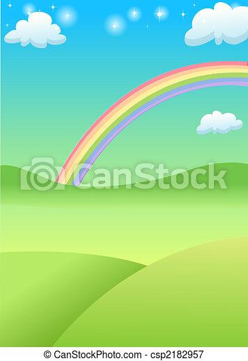 rainbow - csp2182957