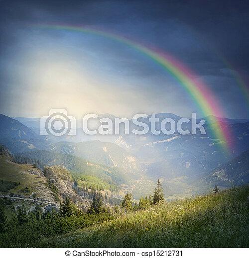Rainbow - csp15212731
