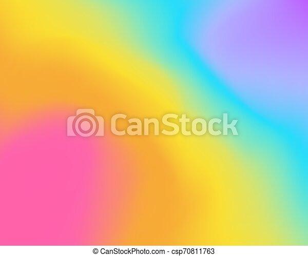rainbow unicorn princess background clip art vector csp70811763