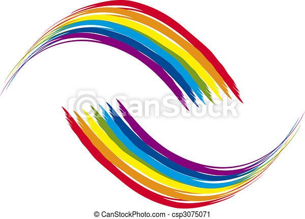 Rainbow - csp3075071