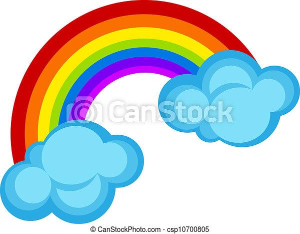 Rainbow - csp10700805