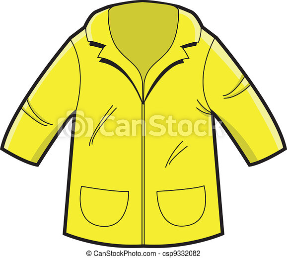 Raincoat - csp9332082
