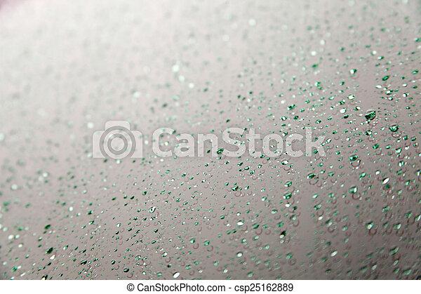 raindrop - csp25162889