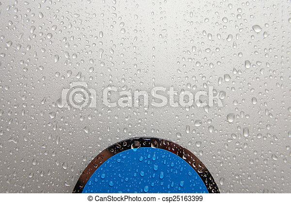 raindrop - csp25163399