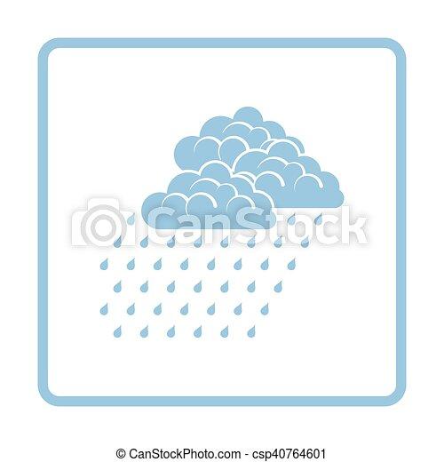 Rainfall icon - csp40764601