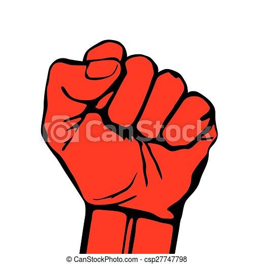 J'adore hummmmmm right hand raised fist