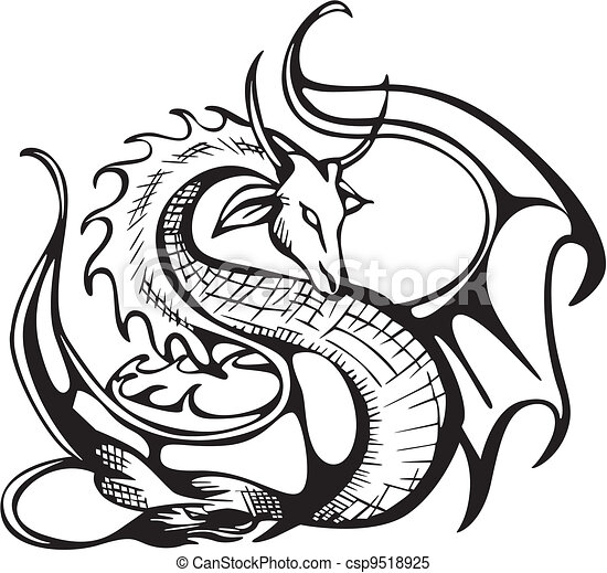 Free Free Pictures Of Dragons, Download Free Clip Art, Free Clip Art on  Clipart Library