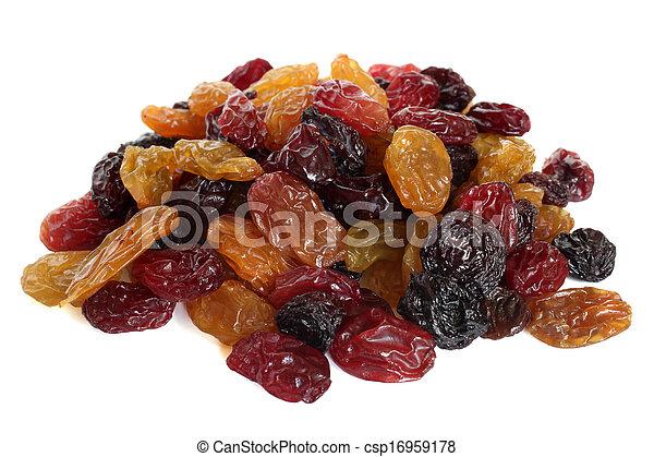 Raisins - csp16959178