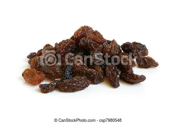 Raisins - csp7980548