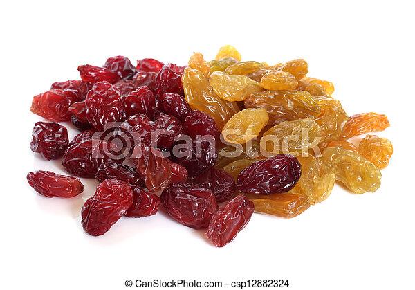 Raisins - csp12882324