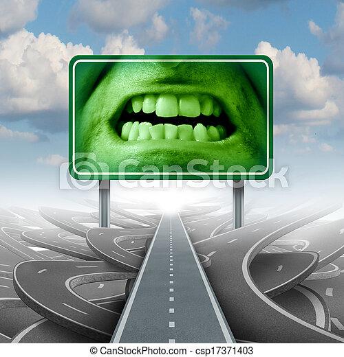 raiva estrada - csp17371403