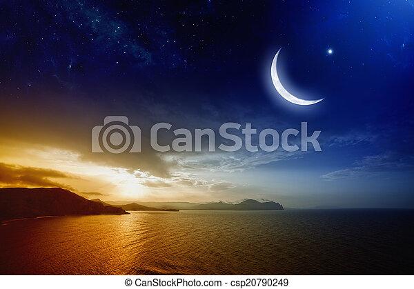 ramadan, 背景 - csp20790249
