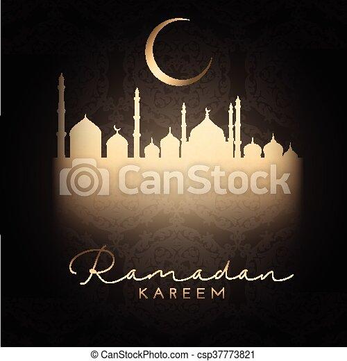 Ramadan background - csp37773821