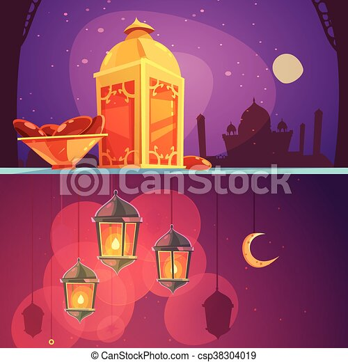 Iftar Banners 1080p Banners