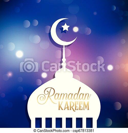 ramadan kareem background 1803 - csp67813381