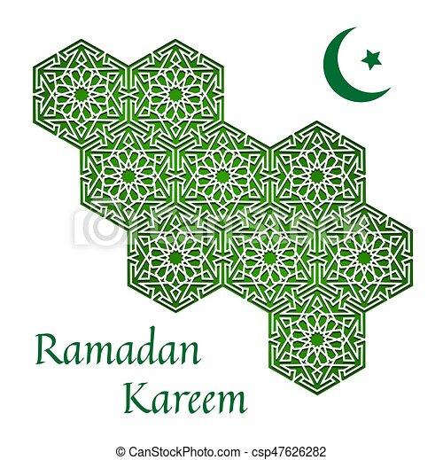 Ramadan Kareem - csp47626282