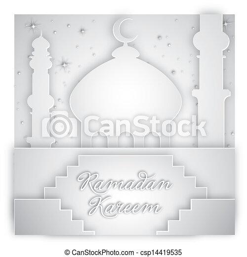 ramadan, kareem - csp14419535