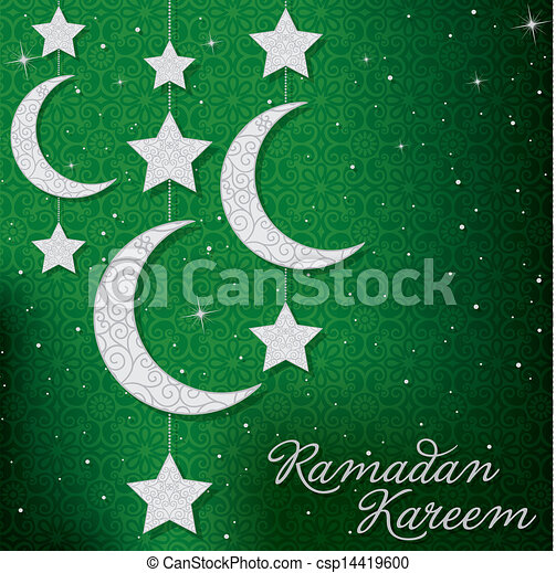 ramadan, kareem! - csp14419600