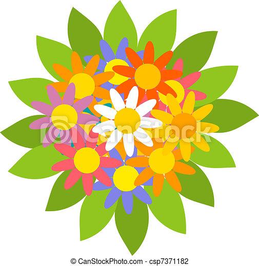 Bouquet - csp7371182