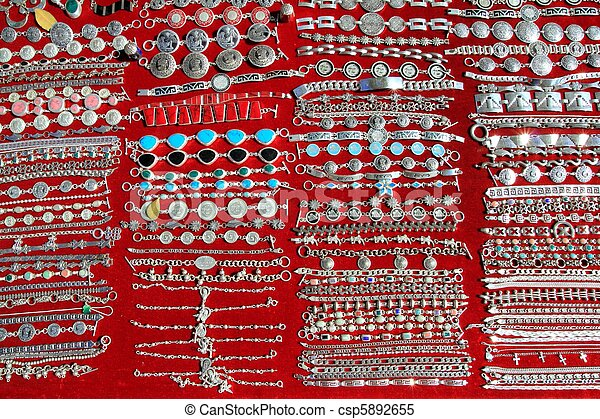 bijoux mexicain argent