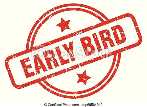 ranní ptáče - csp69564942