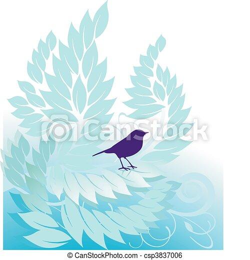 ranní ptáče - csp3837006