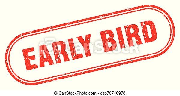 ranní ptáče - csp70746978