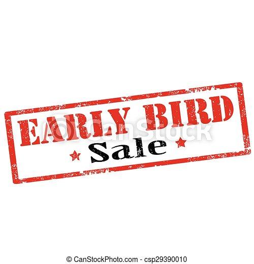 ranní ptáče - csp29390010