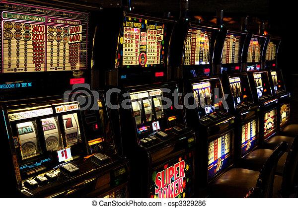 Casino Slot - csp3329286