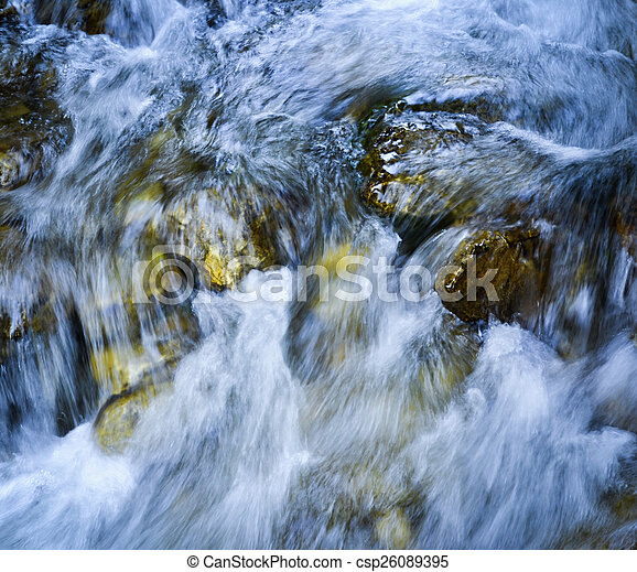 rapid river texture - csp26089395