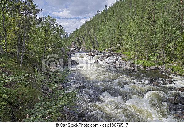 rapids. - csp18679517