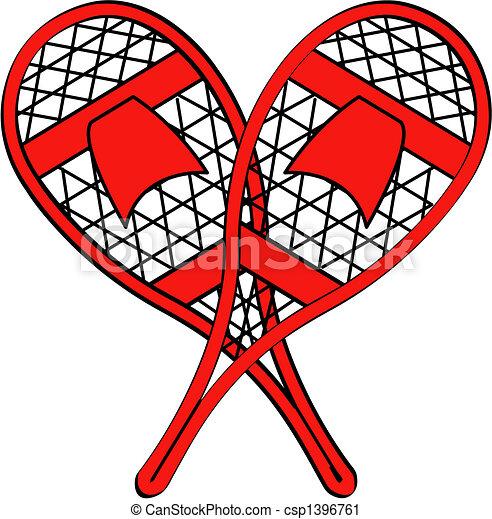 Raquette art agrafe - Dessin raquette ...