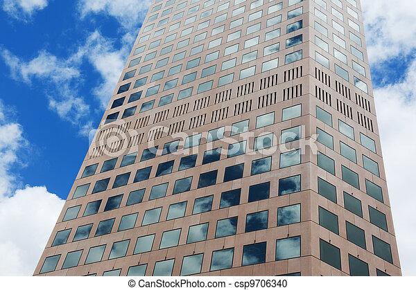 Rascacielos - csp9706340