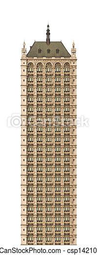 Rascacielos - csp1421082