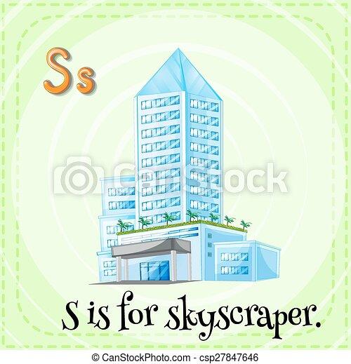 Rascacielos - csp27847646