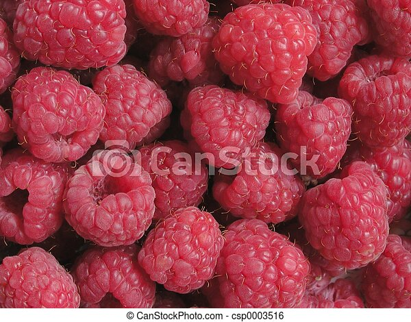 Raspberries - csp0003516