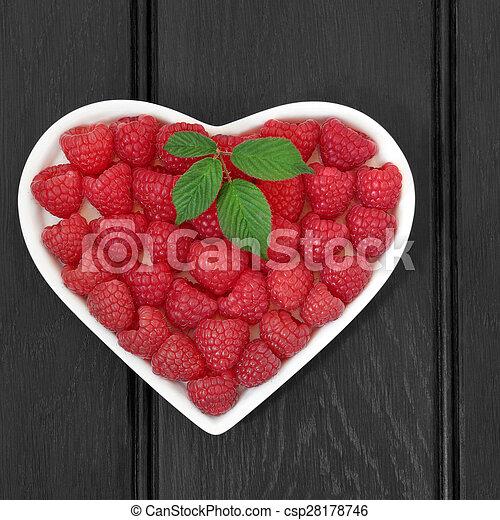 Raspberries - csp28178746