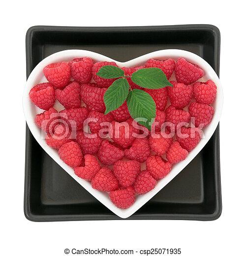 Raspberries - csp25071935