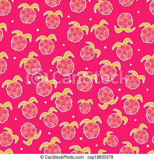 Raspberry Background - csp19830378