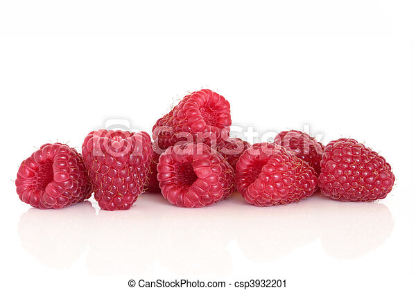 Raspberry Fruit - csp3932201