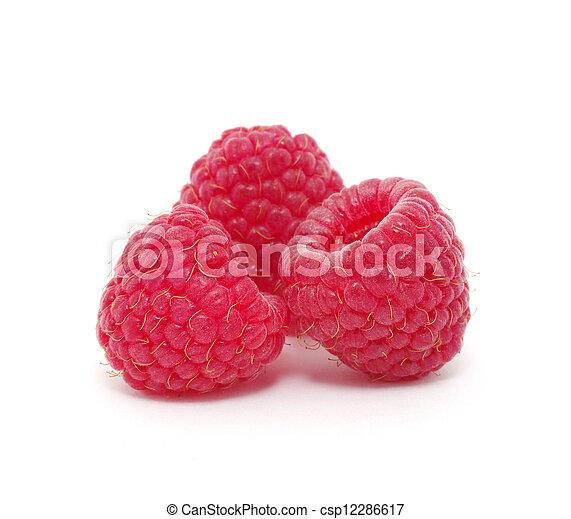 Raspberry - csp12286617