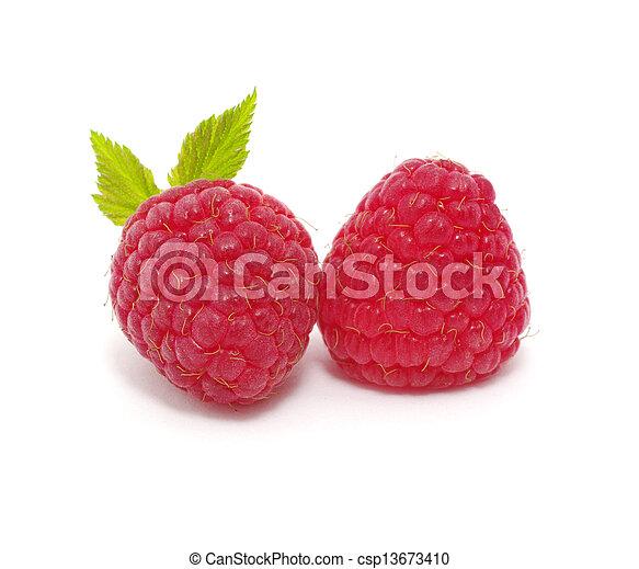 Raspberry - csp13673410