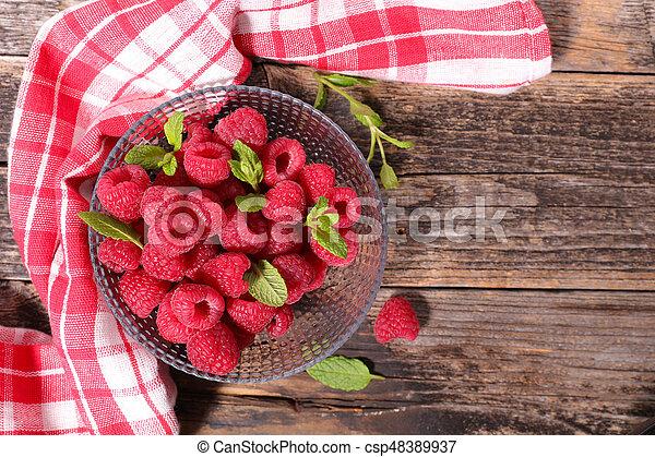 raspberry - csp48389937