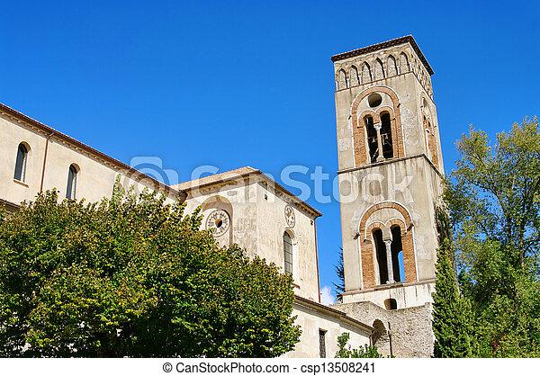 Ravello church 01 - csp13508241