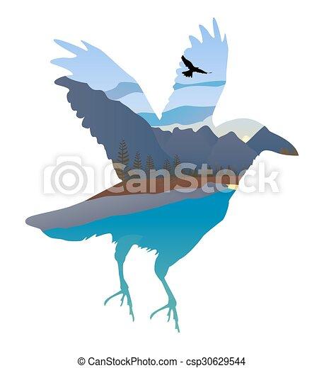 raven valley - csp30629544