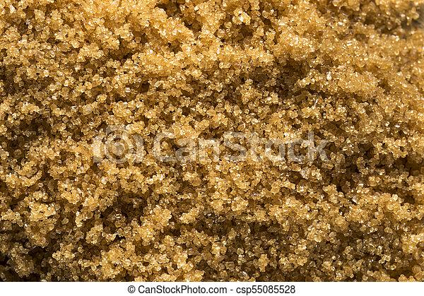 Raw Organic Light Brown Sugar   Csp55085528