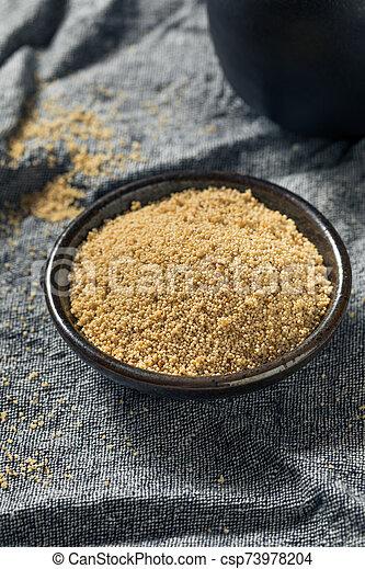 Raw Organic White Poppy Seeds - csp73978204