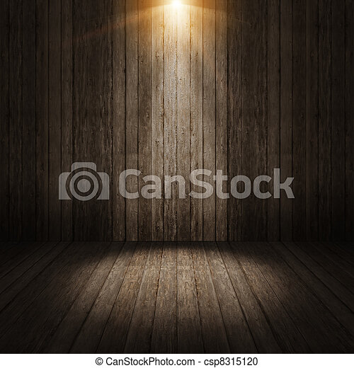 Ray light on wall - csp8315120