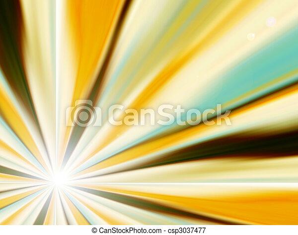 ray of light - csp3037477
